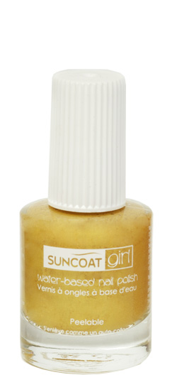 Sunflower Natural Nail Polish