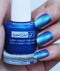 Mermaid Blue Natural Nail Polish